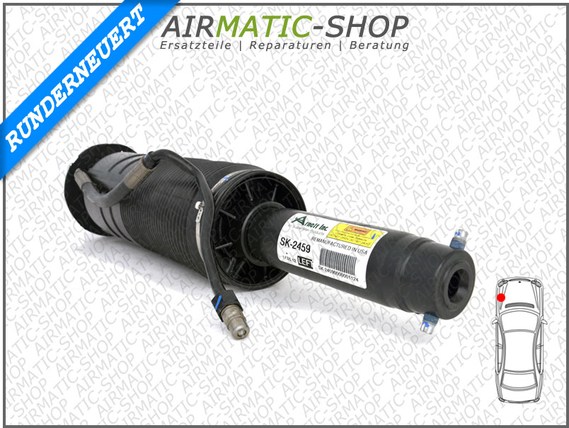 AIRMATIC-SHOP D. Krich;  Lieferumfang:Runderneuertes ABC AMG Fed