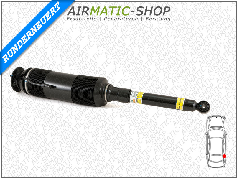 AIRMATIC-SHOP D. Krich;  Lieferumfang:Runderneuertes AMG ABC Fed